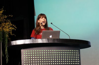 RootsTech keynote